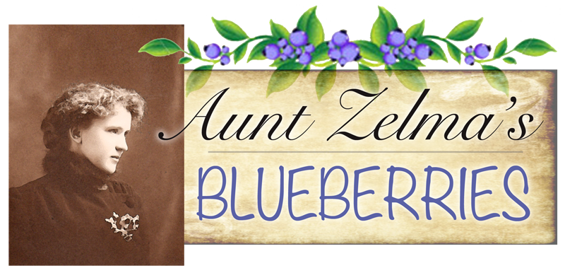 Aunt Zelma's Blueberries